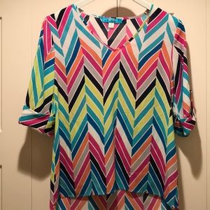Buttons brand small tunic